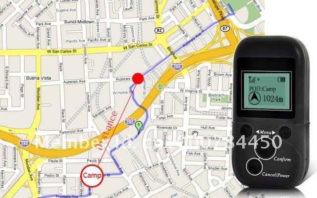 Handheld GPS Receiver  Location Finder  Data Logger 6.jpg