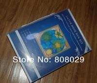 free shipment  -ZD023, Latch hook rug kit. carpet set. 100% acylic yarn set