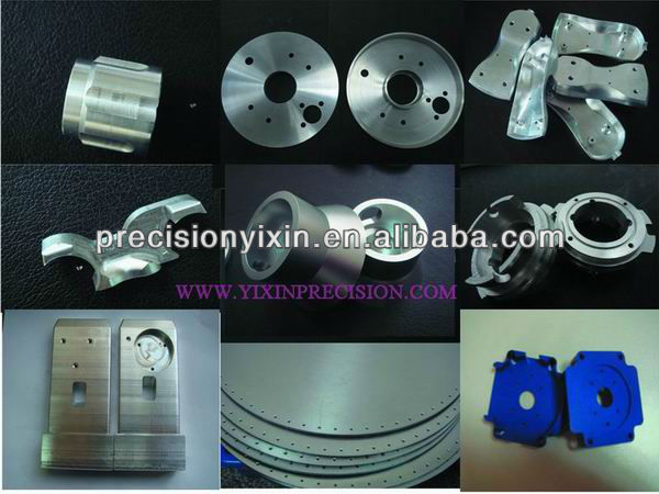 OEM CNC machining and injection Acrylic ABS PE POM plastic parts and milling turning molding metal parts suppliers in ShenZhen