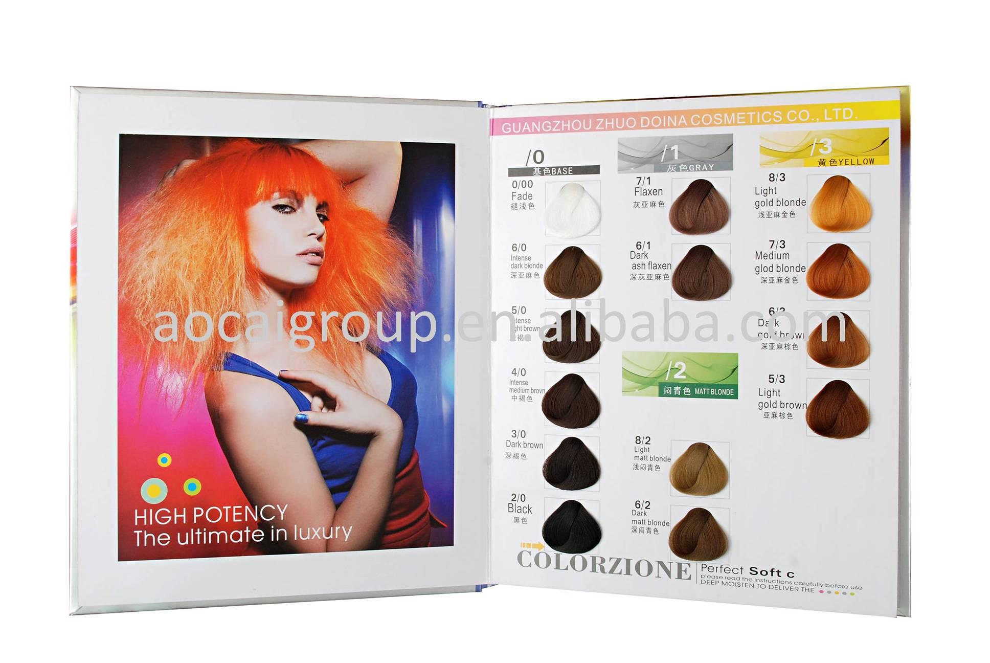 pantone flip couleur tableau cheveux couleur mlange tableau - Tableau Coloration Cheveux
