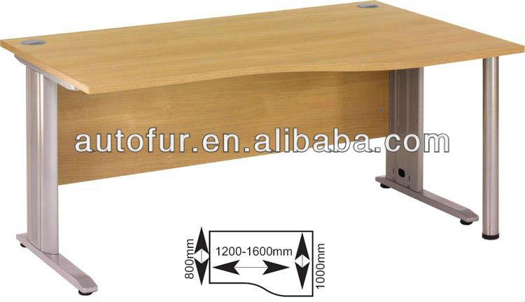 wood top study desk,durable wood top office desk