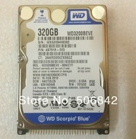 "Внутренний твердотельный диск (SSD) New, WD Scorpio Blue WD3200BEVE 320GB 5400 RPM 2.5"" IDE Internal Laptop Hard Disk Drive HDD"