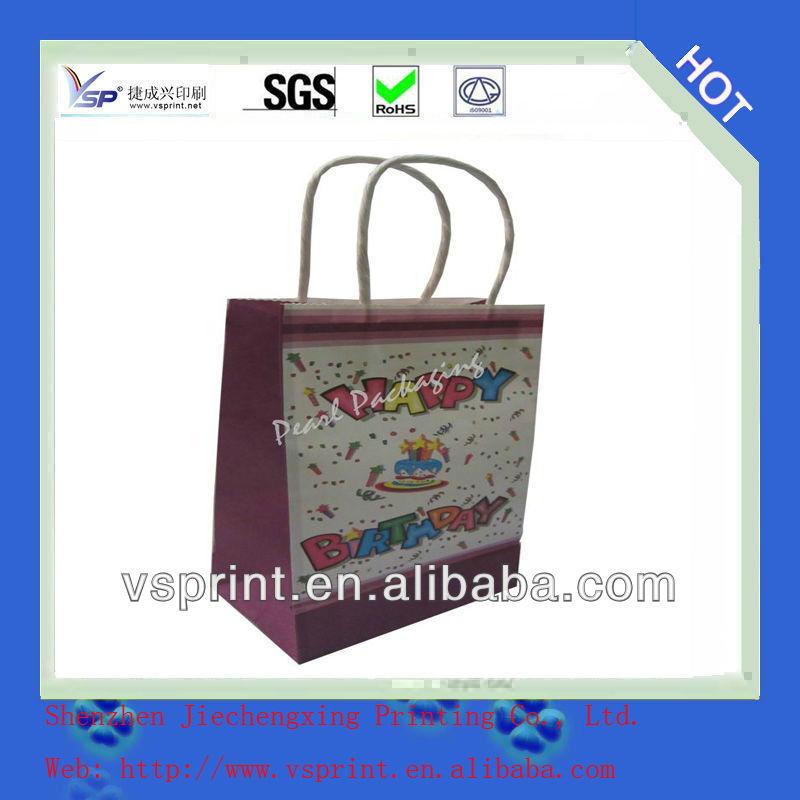 paper shopping bag@293
