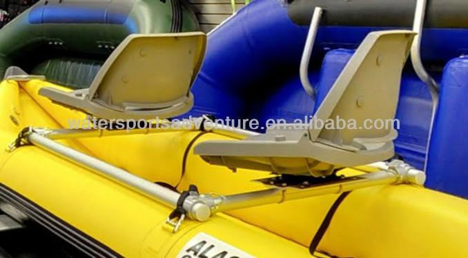 фиксация сиденья в лодке