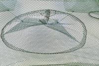 Рыболовная сеть Foldable Fishing Basket Net 100*100cm