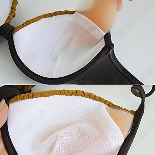 Как сделать лифчик своими руками для платья с открытой спиной