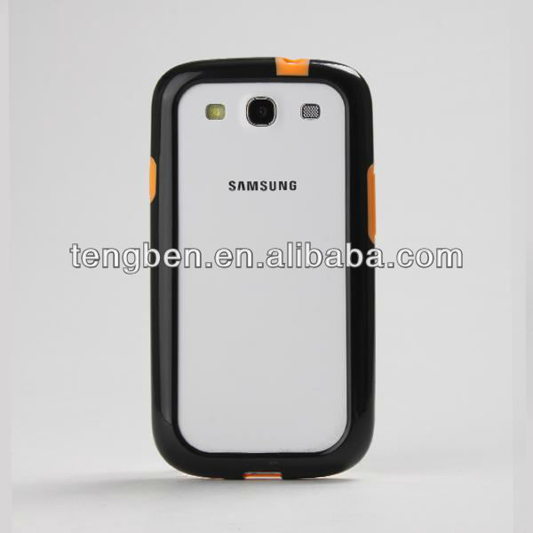 Factory wholesale cases for Samsung Galaxy S3 i9300 TPU back cover