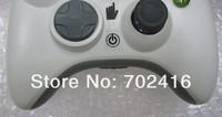 для pad игру xbox360 беспроводной контроллер для xbox 360 джойстик черный/белый