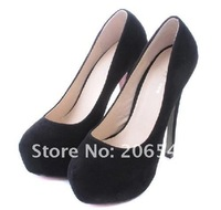 Туфли на высоком каблуке Charm Advanced Luxury 14CM Women's Super-High Heel Shoes Pump Platform 4 Colors