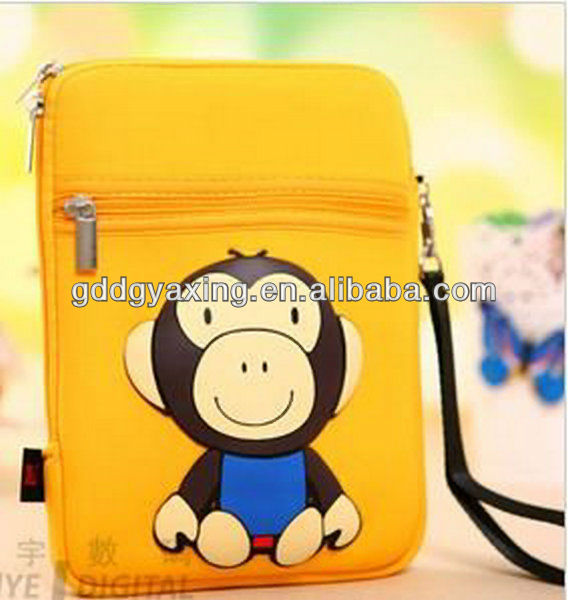 Neoprene laptop sleeve for ipad mini case