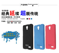Чехол для для мобильных телефонов Brand IMAK Cowboy Matte Hard Blue Cover Case + Screen Protector For Alcatel One Touch Idol 6030 Dual OT 6030D