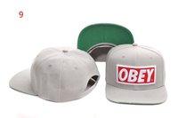Женская бейсболка Fashion obey hip-hop trend cap baseball cap flat hat bboy cap hiphop hat hiphop hat