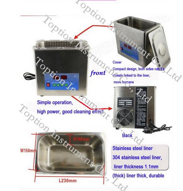 4. Ultrasonic Instruments Series%4.8 Ultrasonic Cleanerxjt#1
