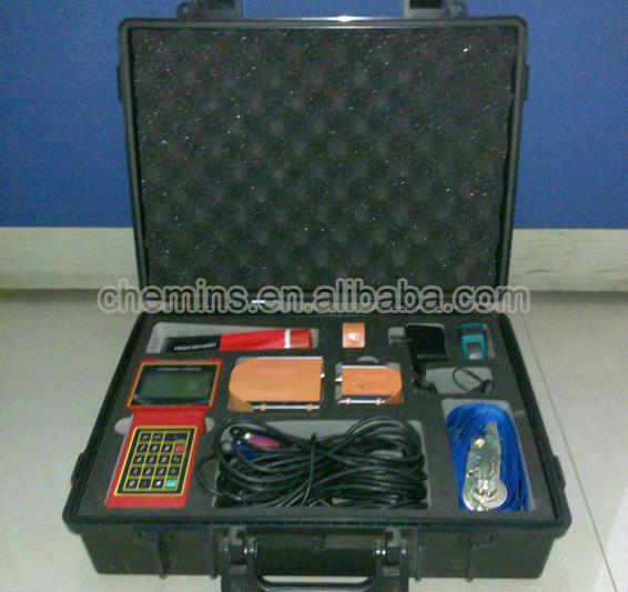 FYcs-2000H handheld ultrasonic flow meter flow control