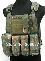 Защитная опора для спины MOLLE tactical VEST