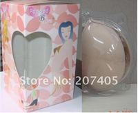 free shipping (5pcs/lot) 2012 Newest style Silicone fabric self-adhesive bra