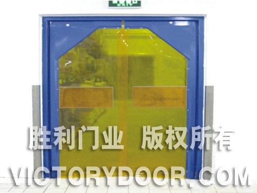 Flexible swing door view flexible swing door victory for 180 degree swing door