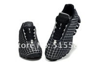 Free shipping P5000 s5 design bounce Shoes Running shoes 2012 New with tag Men shoes eur size:40-46   black/slivery