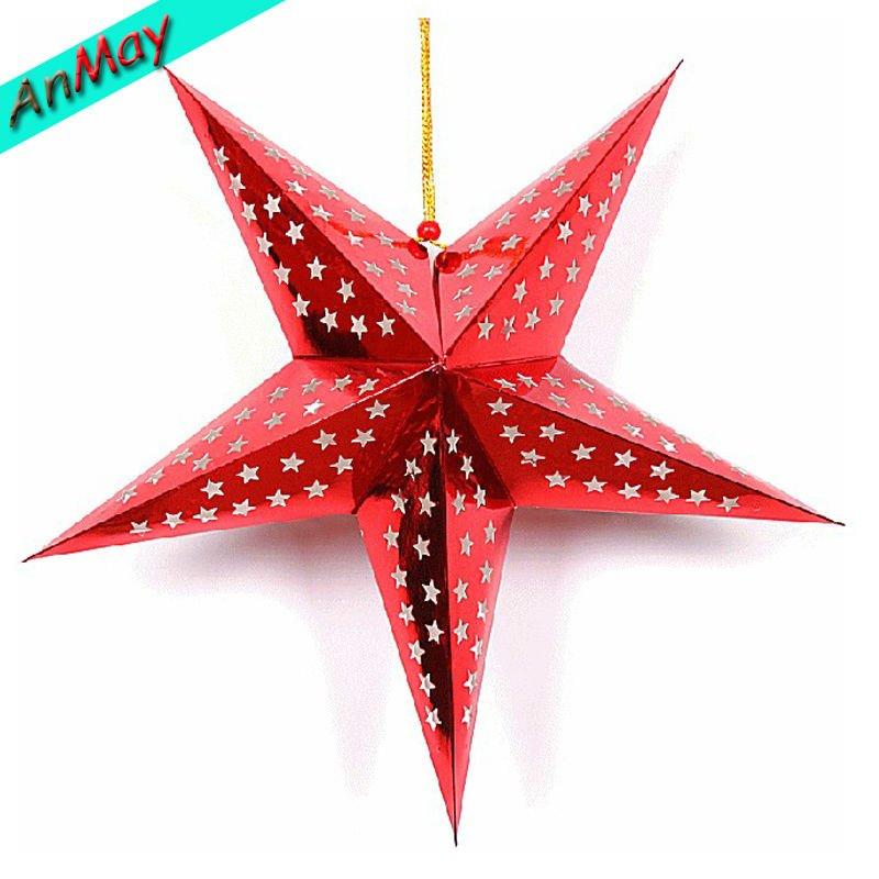 Как сделать украшение звезду