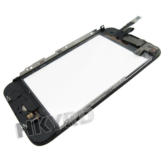 Brand New Middle Frame&LCD Touch Digitizer Assembly for iPhone 3G B0014