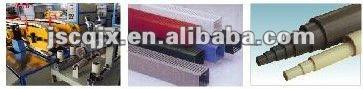 720kg/h SJSZ92 pvc plastic pipe extrusion machine PRICE