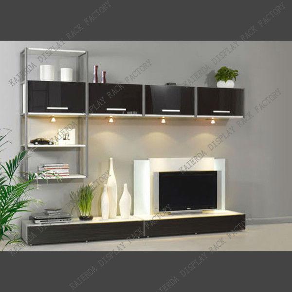 Living Room Furniture Wooden Tv Rack Designs Buy Wooden