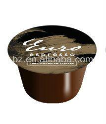 coffee capsule filling machine/coffee capsule filling sealing machine