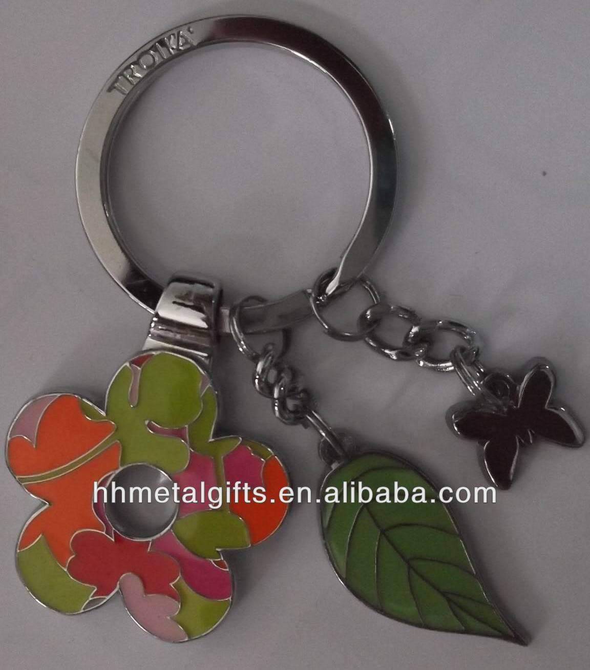Hot selling keyring/metal keyring/wholesale keyring