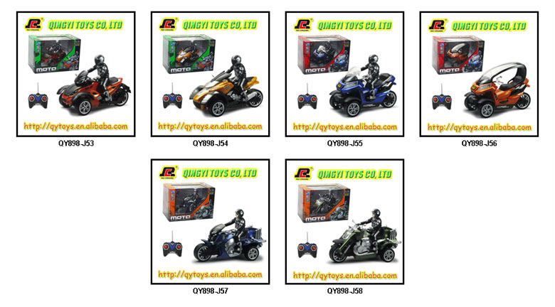 2013 new 1:10 rc motorcycles for sale