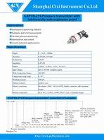 Датчики давления зеленый cxptb-215