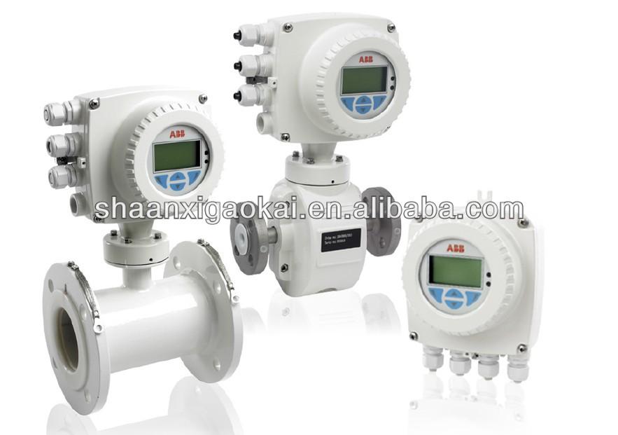 ABB water digital flow meter/water flow control meter/drinking water flow meter FEV11/FEV12/FEV18