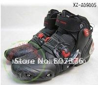 Мужские ботинки motorcycle boots SPEED BIKERS Microfiber leather racing boots