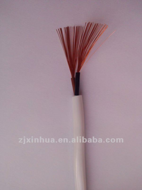 PVC insulated and PVC sheathed flexible cable(H03VV-F / H05VV-F)