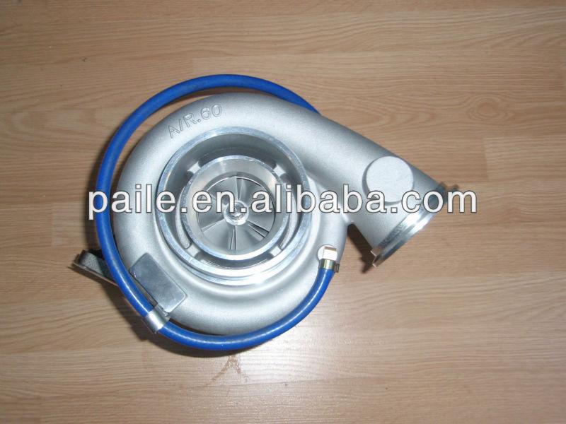 Turbocharger Turbo for DETROIT S60 SER 12.7 HP 500 diesel engine truck car GTA42 23528059