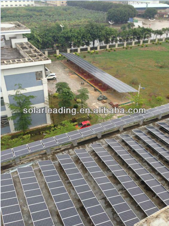 High Efficiency 50W 60W CE/TUV Monocrystalline Silicon photovoltaic Solar Panels