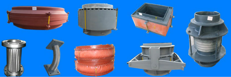 high quality sleeve type bellows compensator