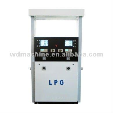 Distribuidor de GLP (4 flowmeter-4 nozzle-4 dispaly-4 teclado)