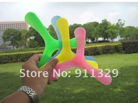 Best selling!! Magic disc boomerang toys plastic toys for children best gift  Free shipping,10 pcs/lot