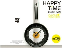 Настенные часы Upgrade creative pan clock, wall clock