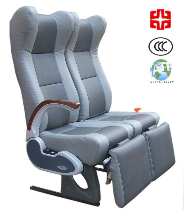 Motorcoach Seat ZTZY3300 Luxury Bus Seatsaircraft Seats