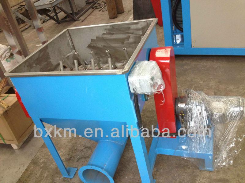 plastic film Squeezing machine