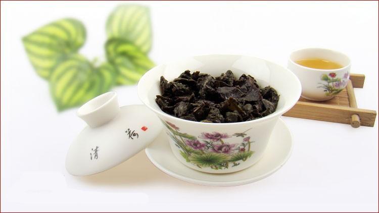 Premium 550g Taiwan high mountain ginseng oolong tea Lan Gui Ren fragrance wulong green food slimming orginal brand health care cheap