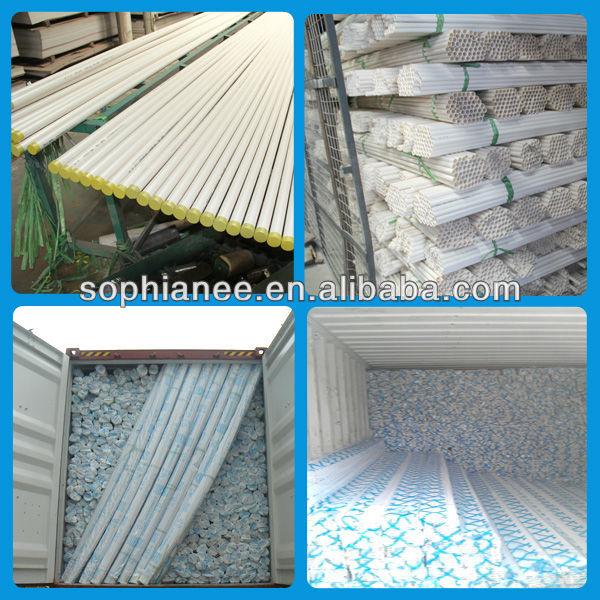 Plastic Electrical PVC Tubes