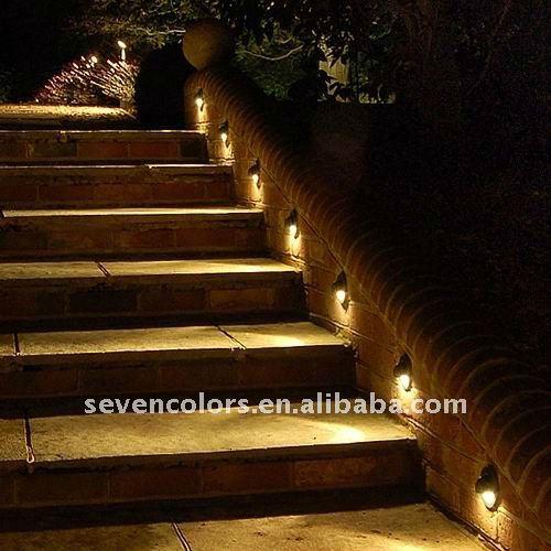 Luces De Exterior Para Terrazas. Fabulous Vendimia Americana Llev La ...