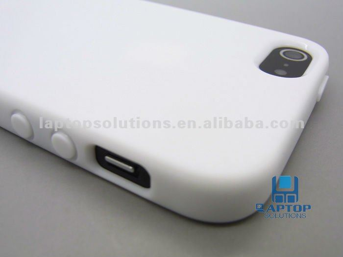 Soft TPU Case for iPhone 5 in Mass Production