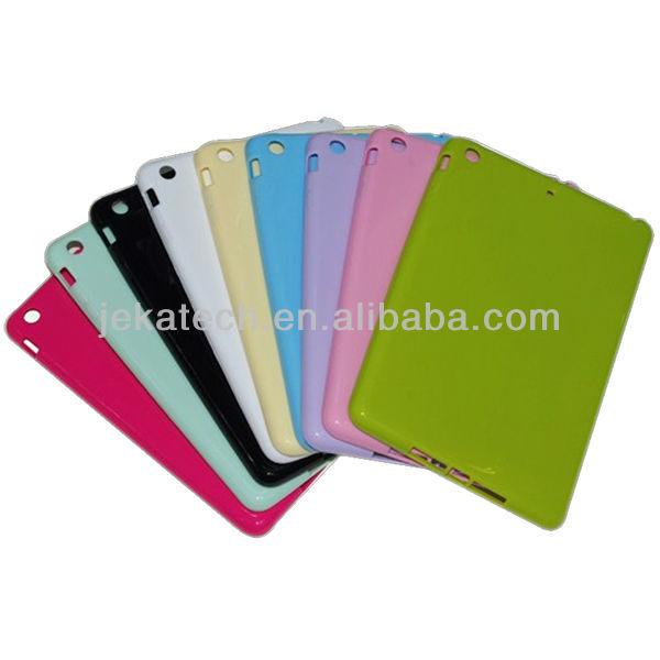 Fashion TPU case cover for ipad mini