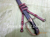 Polish military sword saber and frogs metal sheath free delivery