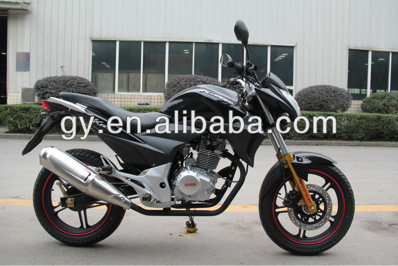 South America Best Selling Road 150cc Motorcycles Made in China, KN150GS