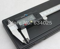 Точная регулировка ЖК 0-6 «цифровой штангенциркуль 0-150 мм Вернье суппорт 6 дюймов штангенциркуль с розничной коробке