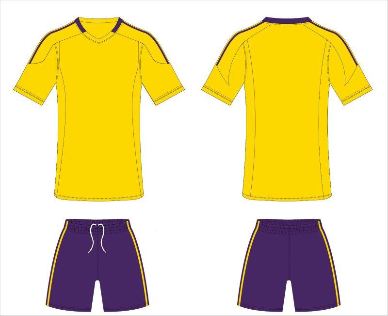 fashion design formazione kit calcio maglia calcio calcio uniforme ...